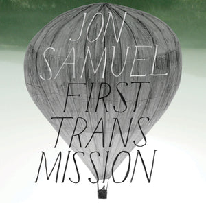 Jon Samuel - First Transmission CD