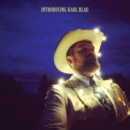 Karl Blau - Introducing Karl Blau LP