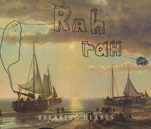 Rah Rah - Breaking Hearts CD