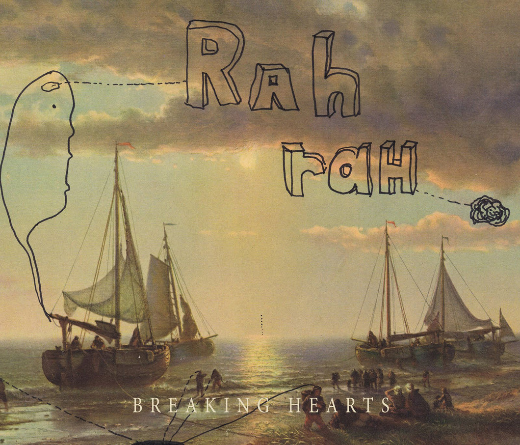 Rah Rah - Breaking Hearts LP