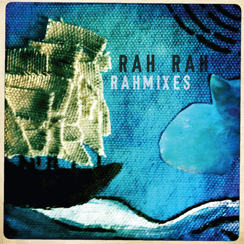 Rah Rah - Rahmixes LP