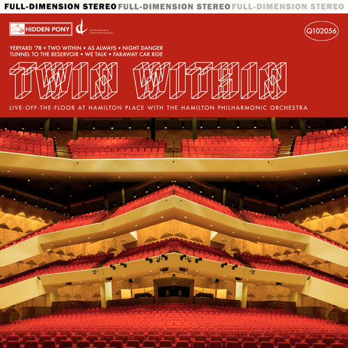 Twin Within - Live-Off-The-Floor At Hamilton Place With The Hamilton Philharmonic Orchestra