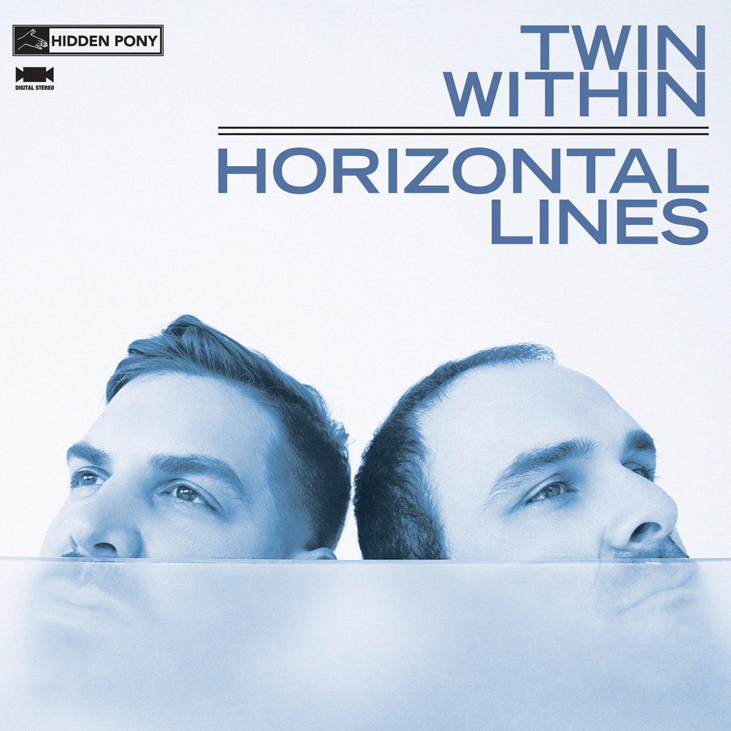 Twin Within - Horizontal Lines CD