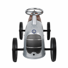Load image into Gallery viewer, Rider Mercedes-Benz W 25 Silver Arrow