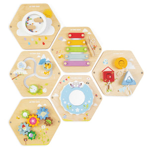 Hexagon activity