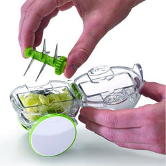 Quirky Little Rolling Garlic Mincer