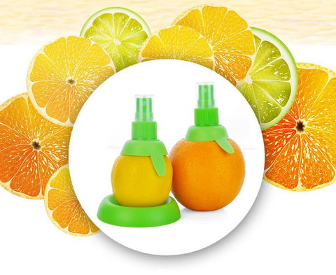 2Pc/set Lemon/Lime/Orange Juice Sprayer