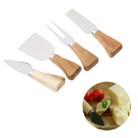 4Pc/ Set Cheese Knives