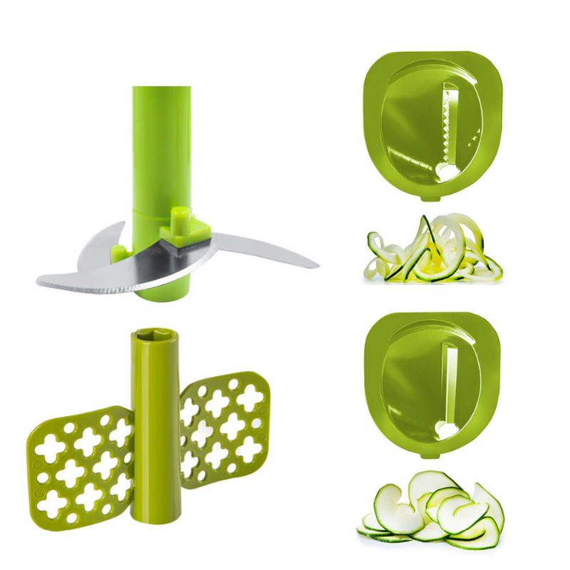 Quick Pull String Food Chopper