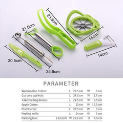 Amazing Stainless Steel Slicer Set