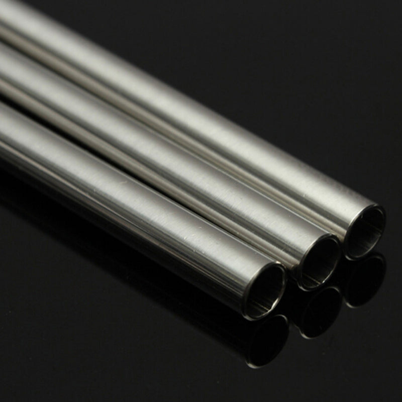 Stainless Steel Eco Friendly Re-usable Drinking Straws