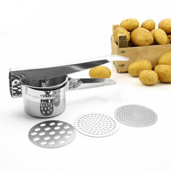 Stainless Steel Potato Press (French Fry Maker)
