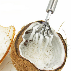Stainless Steel Coconut Shaver
