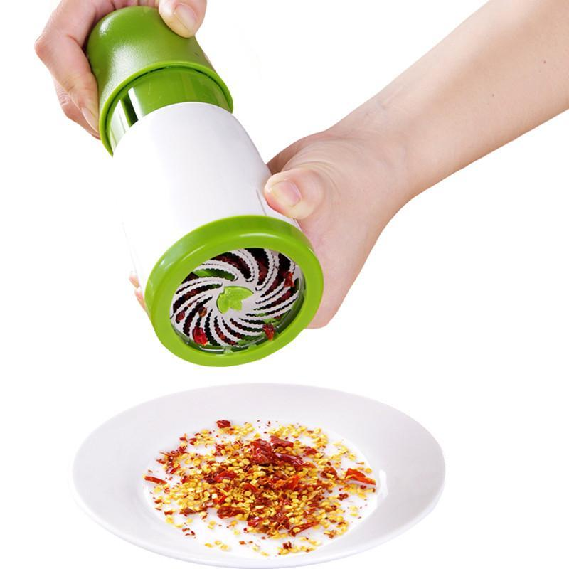 Easy Twisting Vegetable Chopper