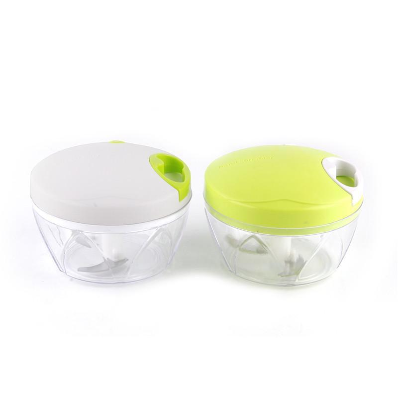 Manual Pull String Vegetable Chopper