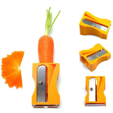 Cool Little Carrot Peeler/Zester