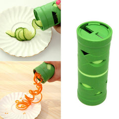 Instant Vegetable Cutter/Fruit Slicer w/ 3 Blades