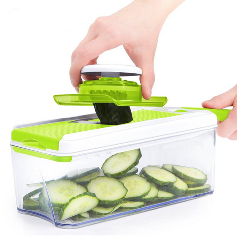Adjustable Blade Vegetable Chopper