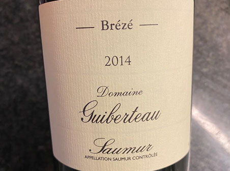 Domaine Guiberteau - A jewel from the Loire