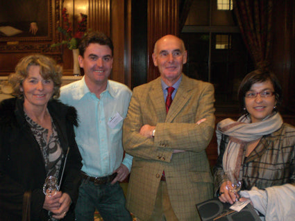 Ghislaine Barthod, Nicolas Potel, Thierry Brouin and Nathalie Tollot