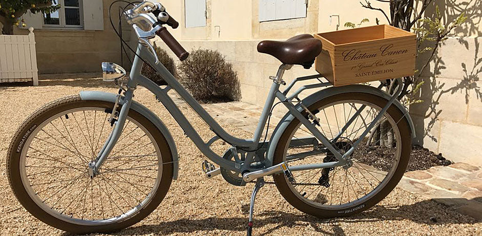 Canon-bicycle