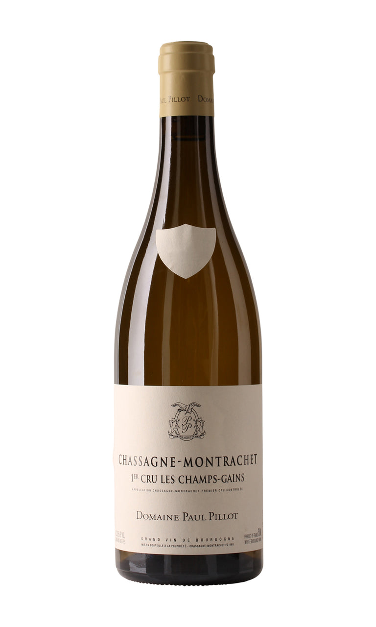 08B8CCGP6PK _ 2018 - Chassagne Montrachet 1er Cru Les Champs Gains Paul Pillot - 6x75cl