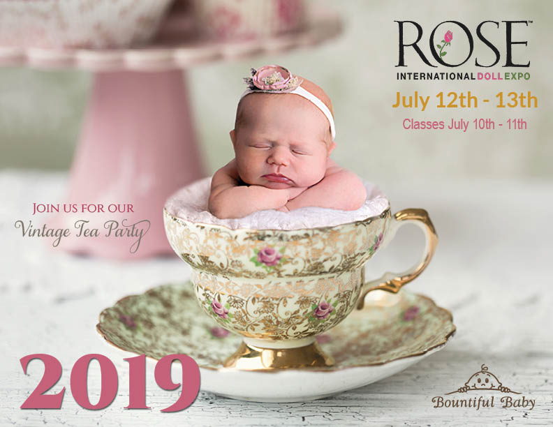 ROSE / Bountiful Baby 2019 Calendar