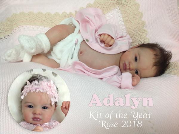 "Adalyn - Limited Edition (17"" Kit)"