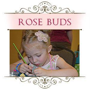 ROSE Buds Class - by Denise Pratt
