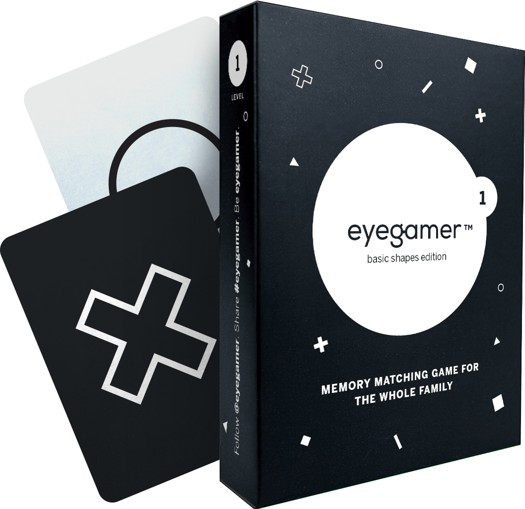 Eyegamer Level 1 — Basic shapes