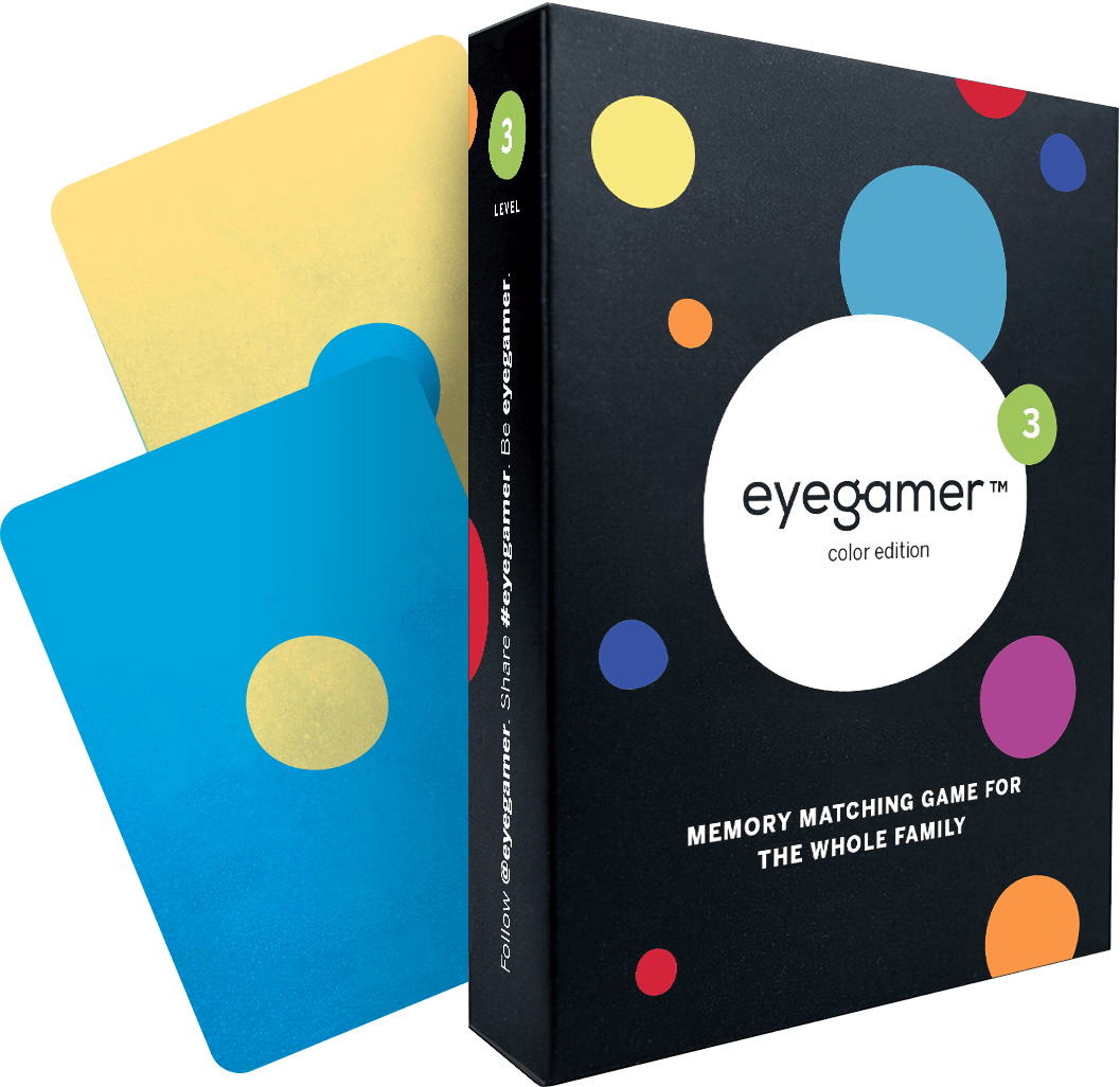 Eyegamer Level 3 — Colors