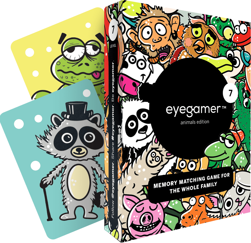 Eyegamer Level 7 — Animals, birds, and reptiles