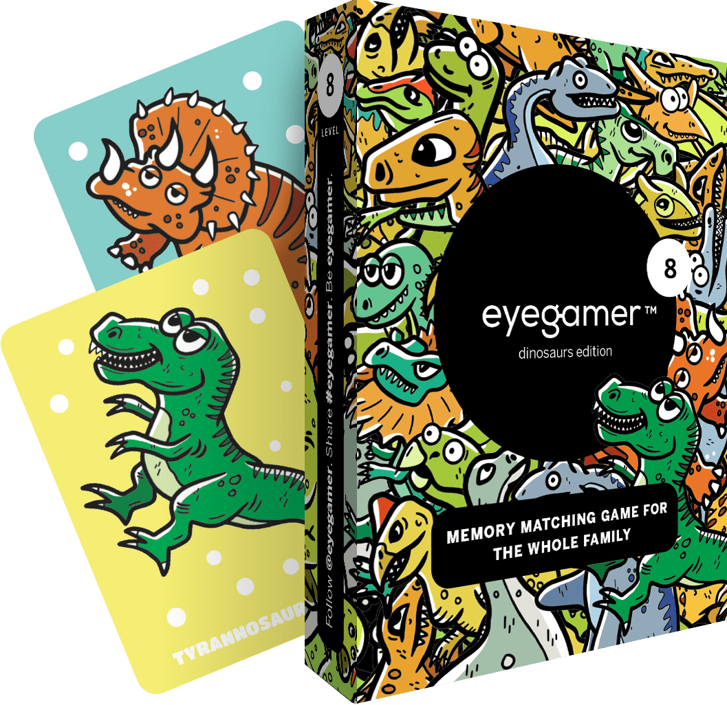 Eyegamer Level 8 — Dinosaurus