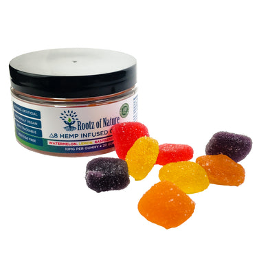 Delta 8 Hemp Infused Gummies