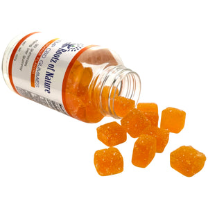 Hemp Infused Orange Gummies