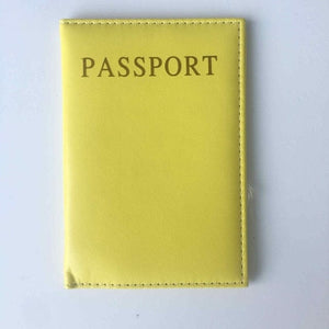 2 PCS Custom Personalized Passport cover Mr Mrs Bride Groom