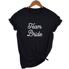 Load image into Gallery viewer, Bride Bachelorette Party t-shirts/ MADE TO ORDER