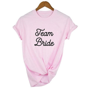 Bride Bachelorette Party t-shirts/ MADE TO ORDER