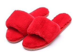 Customized coral Fleece slippers Team Bride/Bride to be/ Bridesmaid gift/ Bachelorette Hen party gifts