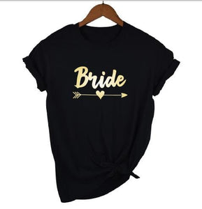 Bachelorette Party Wedding Bridal Party  T-shirt