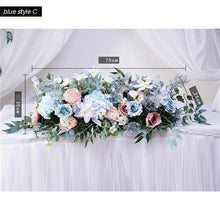 Load image into Gallery viewer, Artificial rose flowers for wedding event party decoration