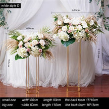 Load image into Gallery viewer, Garland, Wedding Garland, Wedding Flowers, Greenery Garland, Wedding Backdrop, Red, Burgundy, Pink, Blush, Floral Garland