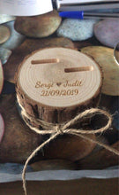 Load image into Gallery viewer, Customized Wedding Gifts Ring Holder