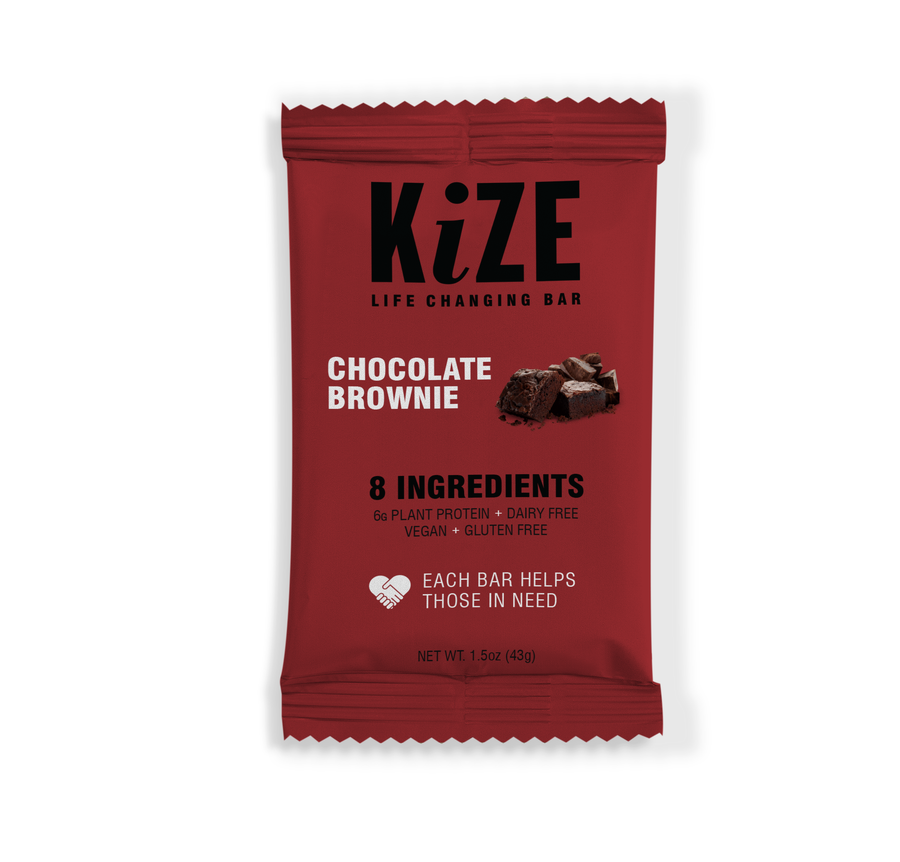 Chocolate Brownie (Box of 10)
