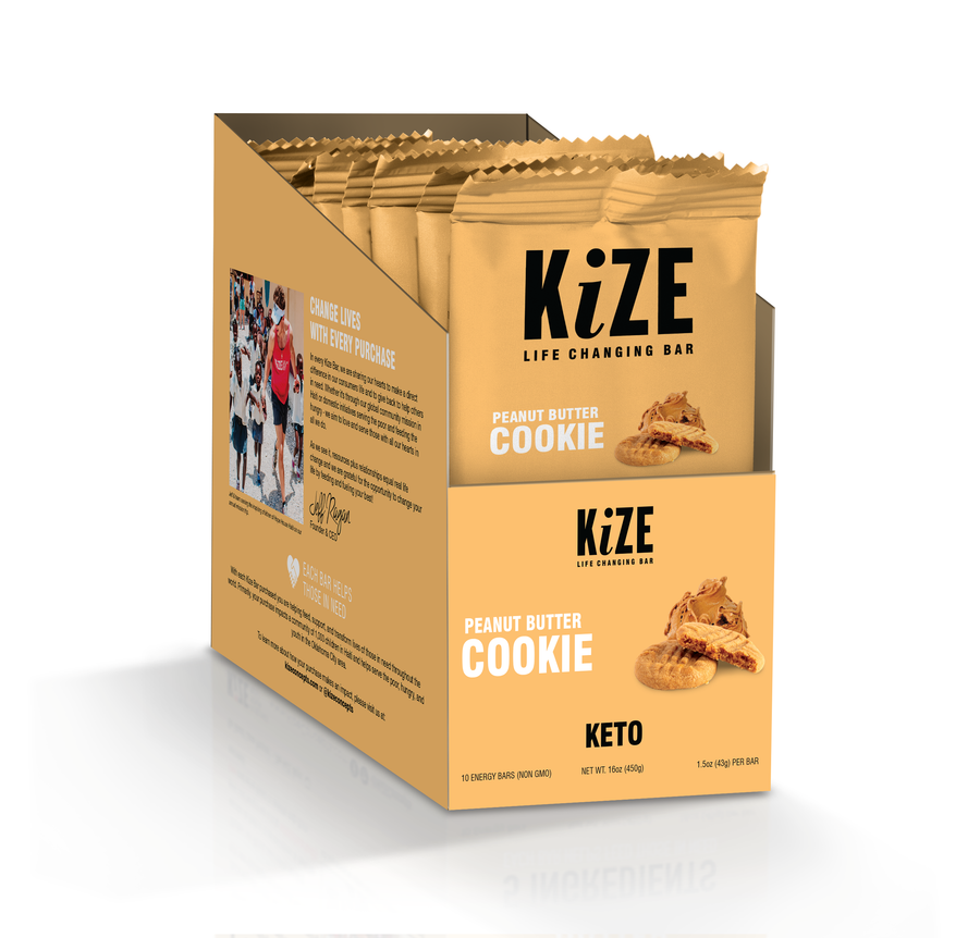Keto Peanut Butter Cookie (Box of 10)