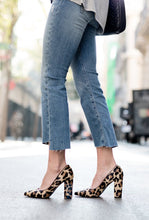 Catalina Stiletto - Leopard Cowhide