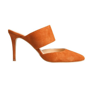 Alba Stiletto - Brown Suede is one of Barcemoda's best classic ladies stiletto heels.