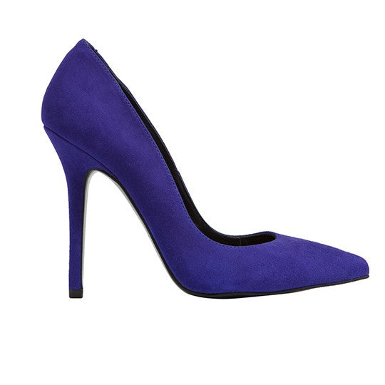 Berta Stiletto - Grape Wine is one of Barcemoda's most sophisticated ladies stiletto heels.