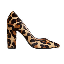 Catalina Stiletto - Leopard Cowhide is one of Barcemoda's most popular ladies stiletto heels.
