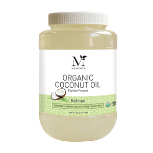 50 oz Organic Expeller-Pressed Refined Coconut Oil (Case of 6)